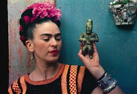 Frida Quotes Inspiration Frida Kahlo Making Her Self Up Review VA Show Tells Story Of