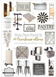 affordable farmhouse home decor ideas on a budget these home decor pieces all add rustic