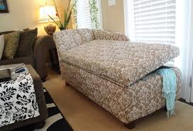 lazy liz on less storage chaise lounge