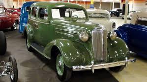 1936 Chevrolet Standard Sedan 216 Stovebolt Six - YouTube