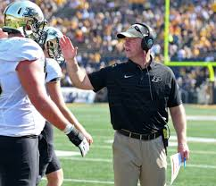 State Of The Program Purdue Football Has Energy To Match Its