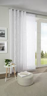 Hübscher Vorhang Mit Zartem Muster In Weiß Von Esposa In