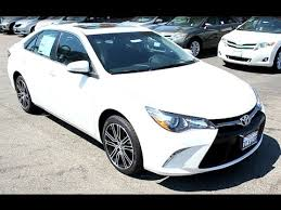 toyota camry 2016 special edition. Wonderful Edition 2016 Toyota Camry SE Special Edition Los Angeles Best Prices White Pearl  8887183693 Whittier With E