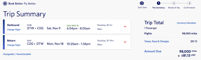 Skymiles Conversion Chart How To Book Delta Flights With Chase Ultimate Rewards Points