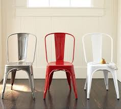 metal cafe chairs industri dining chairs