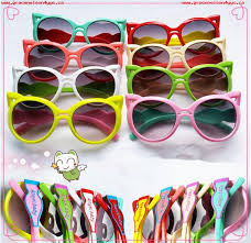 fashion cute cat eye sunglasses protective children sunglasses kids sunglasses for girls and boys beach outdoor