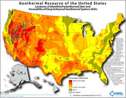 geothermal energy map. Contemporary Map National Renewable Energy Laboratory Map Of Geothermal Resources In The  United States To Geothermal Map