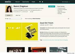 Death To The Resume Seelio Combines Online Portfolio And Job Search