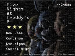 five nights at freddy s 2 cheats mod