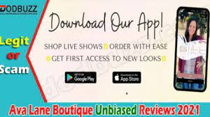Ava Lane Boutique Reviews (July) Is ...