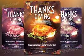 thanksgiving party flyer stockpsd net free psd flyers brochures and more thanksgiving