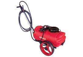 25l rechargeable redline trolley