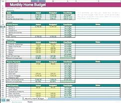 How To Set Up A Budget In Excel How To Make A Budget Using Excel How ...
