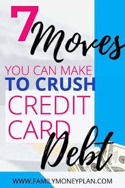 What Credit Cards To Pay Off First Ways To Pay Off Credit Card Debt 7 Things Im Doing To