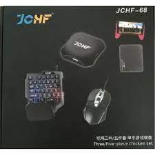 PUBG KLAVYE MOUSE SET 3İN1 OYUN SETİ JCHF-68 | TELSAN BİLGİSAYAR ELEKTRONİK  GSM AKSESUARLARI - CONCORD KONYA BAYİİ