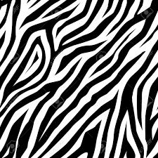 Zebra Patterns Inspiration Zebra Pattern As A Background Vector Illustration Royalty Free