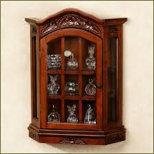 Living Room Furniture Cabinet Wall Curio Cabinet Furniture For Displaying Fancy Ornaments
