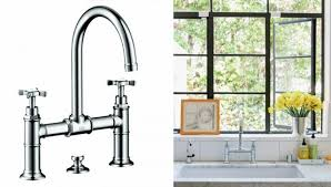 10 Easy Pieces Architects Go To Traditional Kitchen Faucets