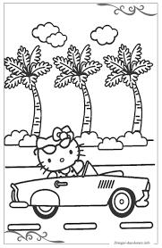 Hello Kitty Disegni Da Colorare Per Ragazzi Gratis