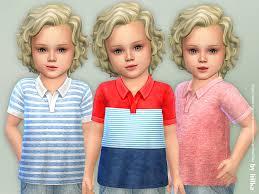 toddler boys polo shirt 02 by lillka