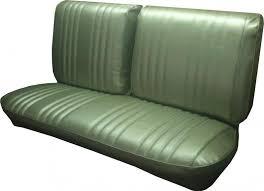 seat upholstery imported 1968 impala