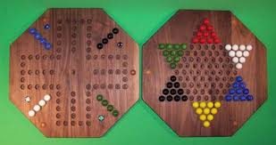 Wooden Marble Game Board Aggravation Wooden Marble 100Sided Game Board Aggravation Chinese Checkers 1000 Octa 84
