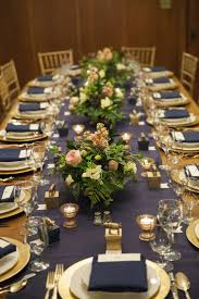Blue And Gold Table Setting 1000 Images About Table Settings On Pinterest Tablescapes Blue