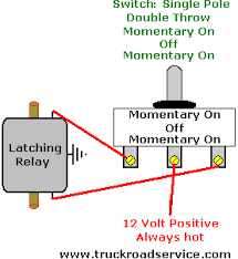 battery disconnect relay twice failed topic now if it requires a regular style switch like rusty s post it could be depends on relay solenoid then it is wired in like this
