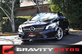 Located in park city, ut. Used 2014 Mercedes Benz Cla Class Cla250 For Sale 23 995 Gravity Autos Stock 061494
