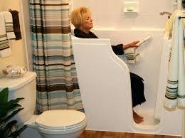 safe step walk in tub. Safe Step Walk In Tubs Tub Senior Lady . O