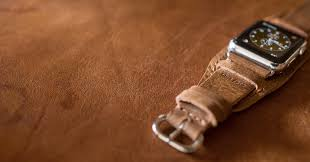 high quality leather bands are low maintenance and easy to clean wipe the leather portions of the bands clean with a nonabrasive lint free cloth