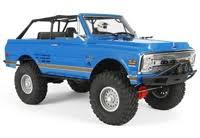 <b>Радиоуправляемый трофи Axial</b> SCX10 II 69 Blazer 4WD RTR ...