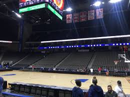 Vystar Veterans Arena Seating Chart Vystar Veterans Memorial Arena Section 102 Basketball