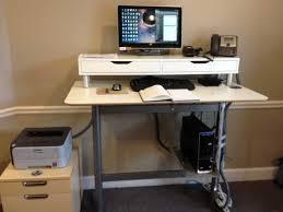 Cheap Computer Desks Ikea Inside Tables Plan 4