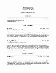 Resume Font Size Arial Lovely Cover Letter Font Size Fresh Resume