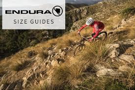Endura Size Guide Tredz Bikes