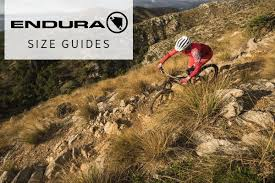 Endura Hummvee Size Chart Endura Size Guide Tredz Bikes