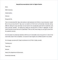 sorority letter of recommendation example best recommendation letter template to use