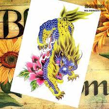 кирин временные татуировки средства ухода за кожей книги по искусству флеш тату