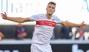 Sasa Kalajdzic vom VfB Stuttgart im Interview: