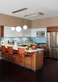 anna and aj s modern t loft house tour mid century modern kitchenmid