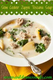 sausage and kale soup olive garden italian soup slow cooker recipe olive