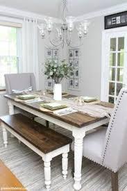 the coastal farmhouse dining room reveal