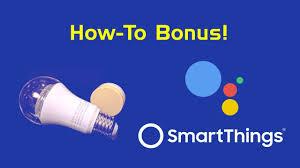 Ikea Smart Light Smartthings Bonus How To Ikea Tradfri Lights Voice Control Via Google