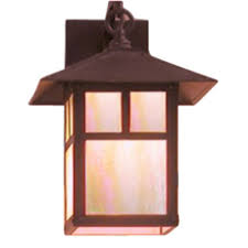 12 7 8 inch copper outdoor wall light