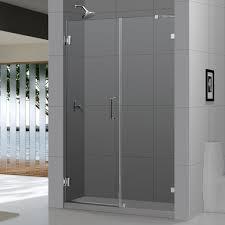 modern frameless shower doors. cost for frameless glass shower doors with modern dreamline unidoorlux door (41