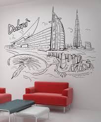 Small Picture Vinyl Wall Decal Sticker Dubai 1375