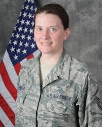 445th Airlift Wing Senior NCO of the Quarter, third quarter