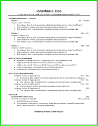 Resume Formats Resume Formats Common Resume Formats Matthewgatesco X