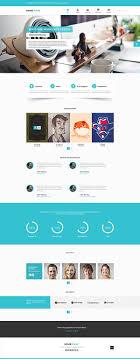 Psd Website Templates Free High Quality Designs Free Psd Website Template Home Page On Behance